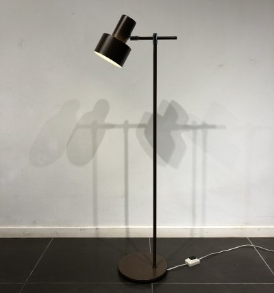 'Lento' Floor Lamp by Jo Hammerborg for Fog & Mørup, 1960s