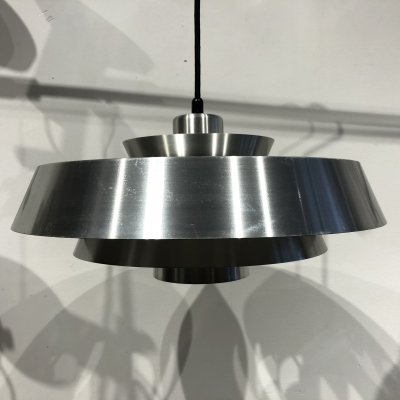 'Nova' Pendant Lamp by Jo Hammerborg for Fog & Mørup, 1960s