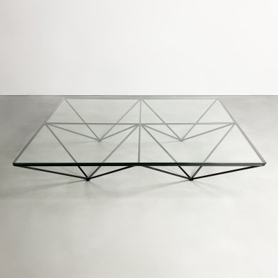 Alanda Coffee Table by Paolo Piva for B&B Italia, c.1980