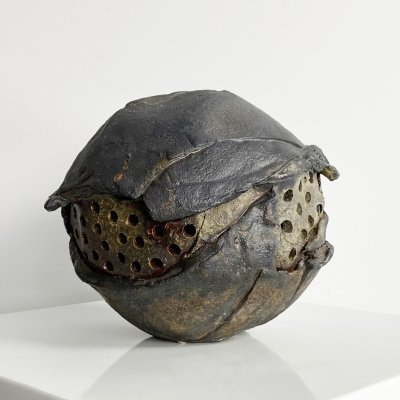 Large Brutalist Abstract Sculpture by Charles Bound, c.1980