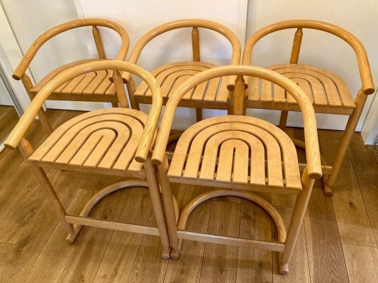 Set of bar chairs by Allmilmoe Germany