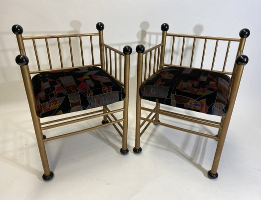 Secession club chairs, 1920s