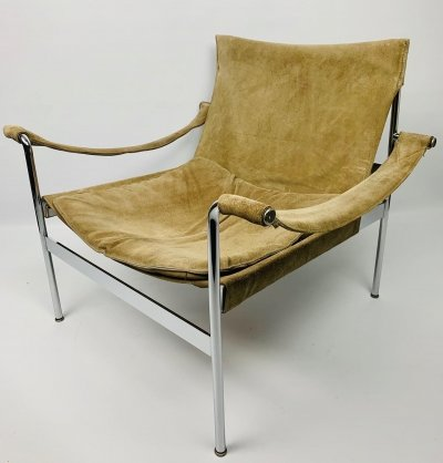 Pair of Model 99 arm chairs by Hans Könecke for Tecta, 1960s