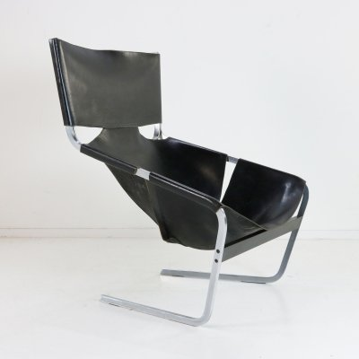 P444 lounge chair by Pierre Paulin for Artifort, 1960s