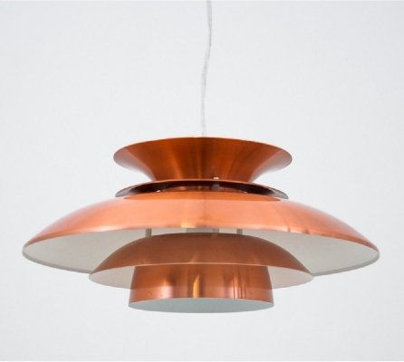 Danish Ceiling Lamp, 1970s
