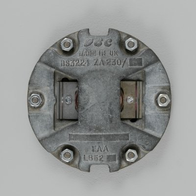 Airfield taxiway wall lights, 1950s