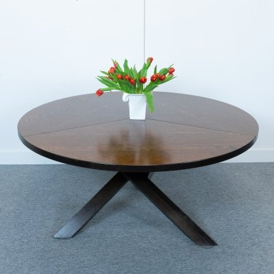 AZS Meubelen Tripod dining table designed by Gerard Geytenbeek