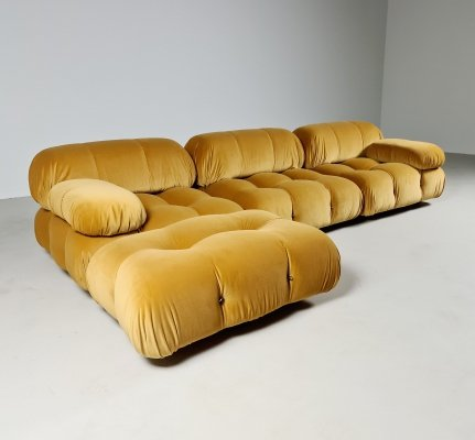 Camaleonda sofa by Mario Bellini for C&B Italia, 1970s