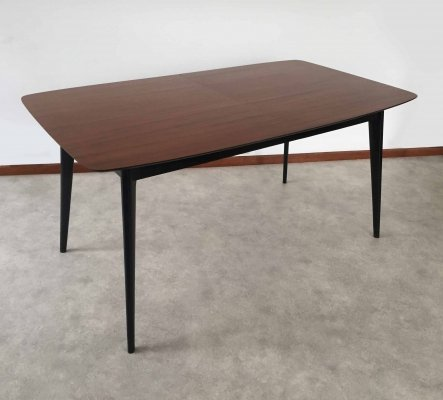 Mid century modern T1 dining table by Alfred Hendrickx, 1950s