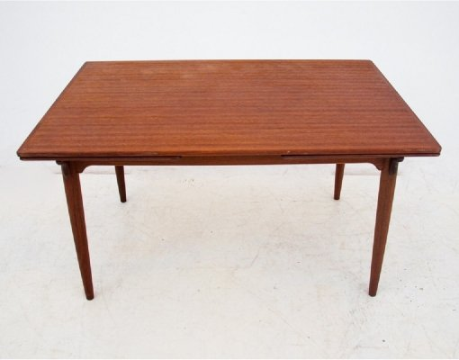 Teak table, Denmark 1960s