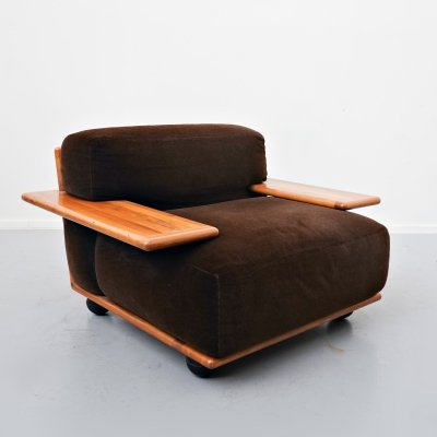 Pianura Armchair by Mario Bellini for Cassina, 1970s