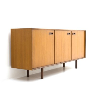 Sideboard with internal drawers, 60s