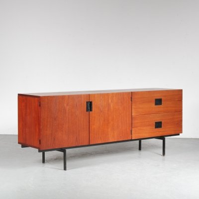 DU04 sideboard by Cees Braakman for Pastoe, 1950s