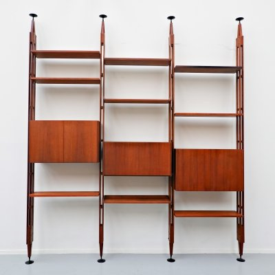 'Lb7' Bookcase by Franco Albini for Poggi, 1950s