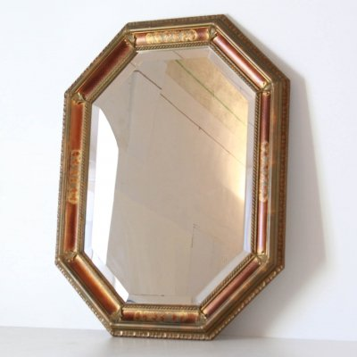 Early 1920s vintage wall mirror