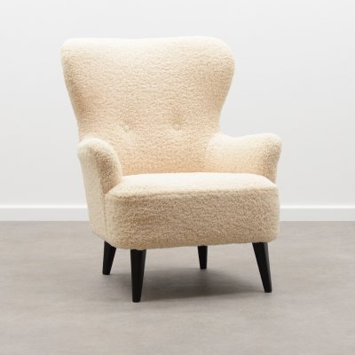 Teddy armchair by Theo Ruth for Artifort, 1950's