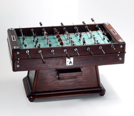 Vintage football table, 1950s