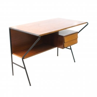 Italian desk with two drawers, 1960s
