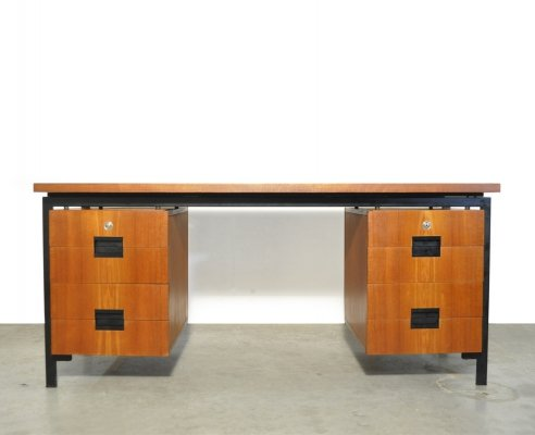 Large executive desk EU02 'Japanese series' by Cees Braakman for Pastoe, 1960s