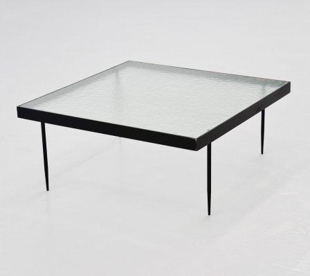 Janni van Pelt coffee table G4A, Holland 1958