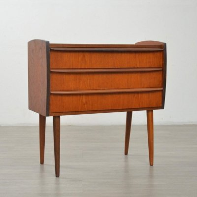 Small Mid Century Chest of Drawers, 1960s