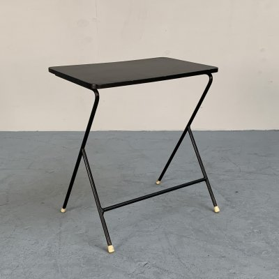 Minimalistic side table by Tjerk Reijenga for Pilastro, Holland 1960s