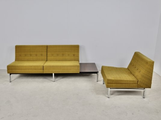 Modular Sofa set by George Nelson for Herman Miller, 1960s