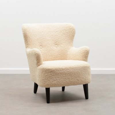 Teddy armchair by Theo Ruth for Artifort, 50's