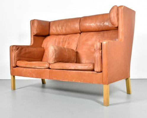 2192 Coupe sofa by Børge Mogensen for Fredericia Stolefabrik, 1970s