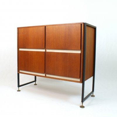 Italian highboard with drawers, 1960s