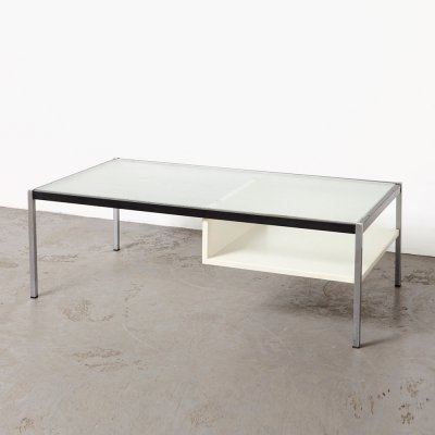 Coen de Vries Minimalist Coffee Table for Gispen, 1960s