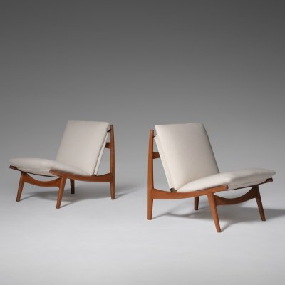 Joseph-André Motte '790' chairs for Steiner, France 1963