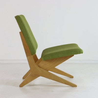 FB18 (Combex) lounge chair by Cees Braakman for Pastoe, 1950s