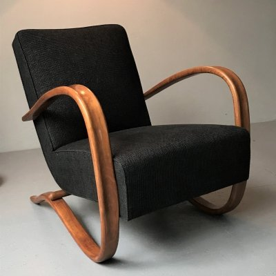 Jindrich Halabala Arm Chair