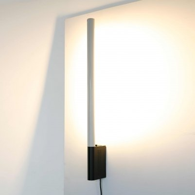 Neon 'Aster' wall lamp by Rodolfo Bonetto for Lumi, 1980s