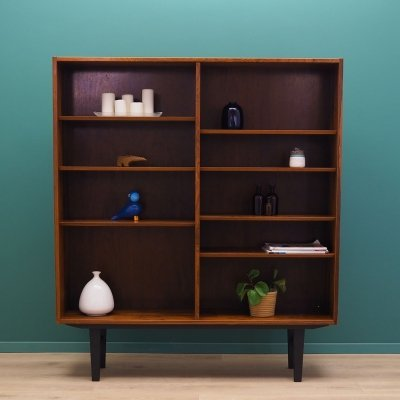 Rosewood bookcase by Hundevad & Co, Denmark 1970s