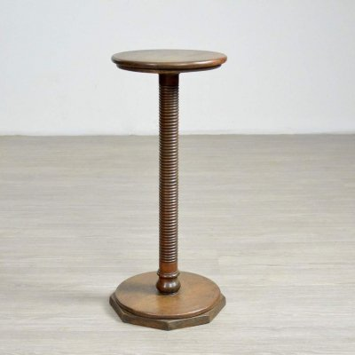 French Mid Century Side Table, 1940s