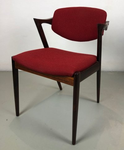 Kai Kristiansen Model 42 chair, 1960s
