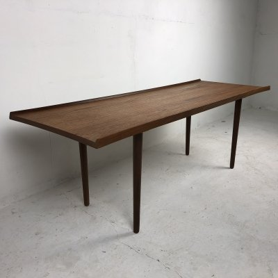 Large Teak Coffee Table by Ilse Möbel, 1960s