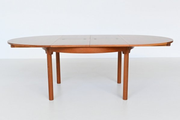 Borge Mogensen model 140 dining table by Karl Andersson, Denmark 1955