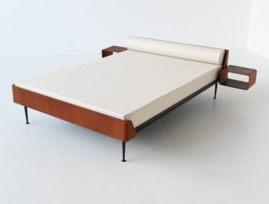 Friso Kramer Euroika bed by Auping, The Netherlands 1963