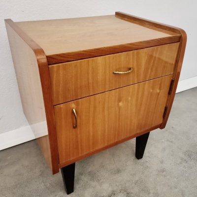 Bedside table/Night stand, 1960s