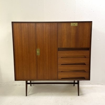 Italian highboard by Vittorio Dassi, 1950s