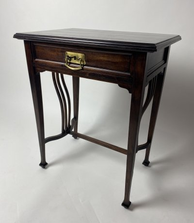 Secession side table, 1920s