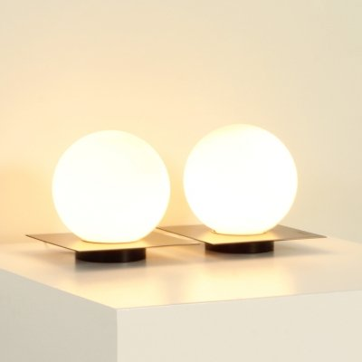 Pair of Table Lamps by Carpyen, Spain 1970's