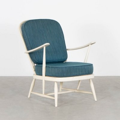 Windsor lounge chair by Lucian Randolph Ercolani for Ercol, 1950s