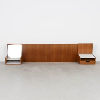 Headboard by Cees Braakman for Pastoe, 1960s
