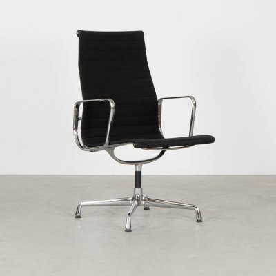 4 x EA112 office chair by Charles & Ray Eames for Vitra, 1980s