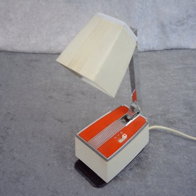Mid-century Solo foldable desklamp by Fagerhults Belysning, Sweden 1960's