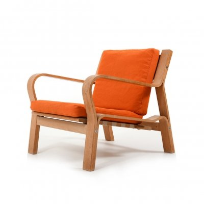 GE-671 in Oak by Hans J. Wegner for Getama
